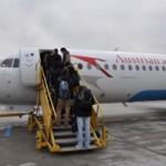 Austrian Airlines 452, London-LHR to Vienna