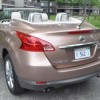 2011 Nissan Murano CrossCabriolet Review and Test Drive