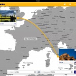 New iPad App from Lufthansa Offers Enhanced Interactivity – Review