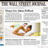 All The News? New York Times versus Wall Street Journal iPad Apps – Review