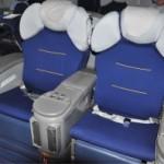 Lufthansa Frankfurt to New York (JFK) First Class Flight 400 – Review