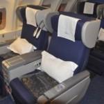 KLM World Business Class New York (JFK) to Amsterdam Flight 644 Review