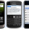 Online Booking Apps for Android, iPhone, iPad, BlackBerry