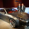 Jaguar C-X16 Sports Car Production Concept Review