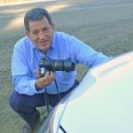 GlobeRunner: Mark Elias, Reporter and Photographer