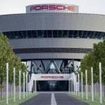 Porsche Improves European Delivery Program