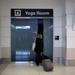 San Francisco International Airport Opens Yoga Room