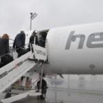 Helvetic Airways (Swiss) Flight 1101  Munich – Zurich – Review