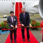 JAL Takes Delivery of First Two Boeing 787 Dreamliners