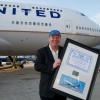 United Passenger Flies 1 Million Miles in 1 Year