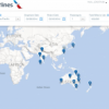 American Airlines Launches Award Map