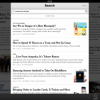 New York Times iPad App With Search and Web App – Review