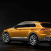 Volkswagen CrossBlue Coupe Plug-in Hybrid Concept and iBeetle Debut in Shanghai