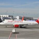 Virgin America to Resume Seasonal New York-Palm Springs