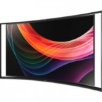 Samsung Debuts New Curved OLED Television Model