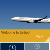United Launches Redesigned Mobile App for iOS 7