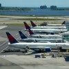 Delta Traffic Up for March