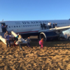 US Airways Plane Crashes in Philly