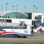 SkyWest Traffic Up for March
