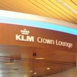 KLM Non-Schengen Crown Lounge Reopens Following Major Renovation