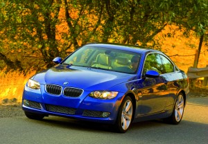 The BMW 335i Coupe
