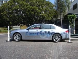 The BMW Hydrogen 7