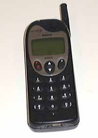 The Bosch World 718, introduced in 1998, was the first true world phone.