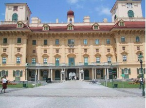 Schloß Esterházy in Eisenstadt