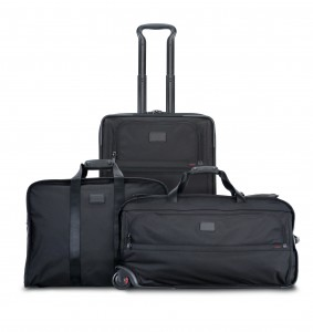 Tumi's Alpha line of travel cases