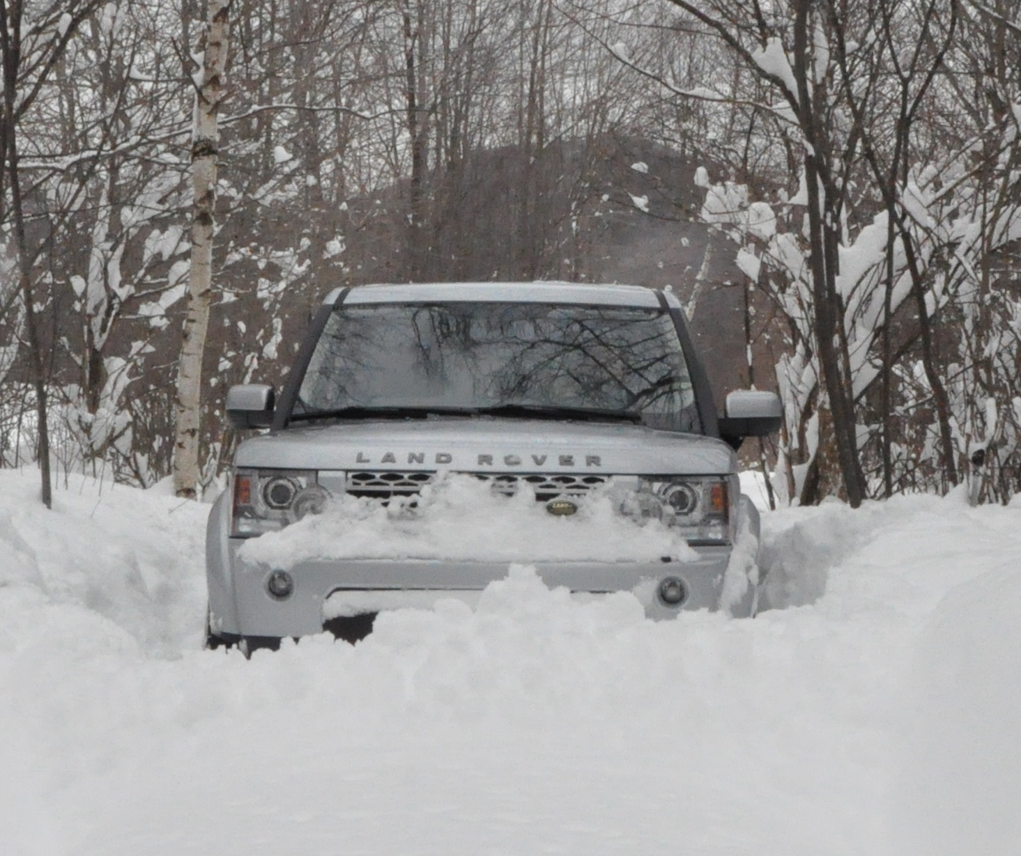 Land Rover LR4 Review And Road Test