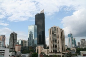 Panama City, financial district