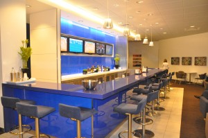Delta Sky Club at La Guardia
