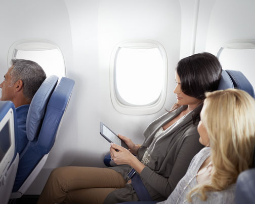Pictures: delta to improve passenger comfort on 225 domestic