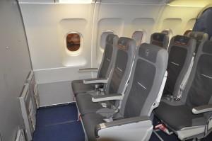 Lufthansa NEK seats