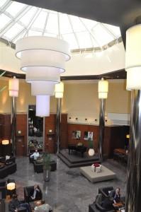 Starwood, Grand Westin Frankfurt, lobby, Frankfurt