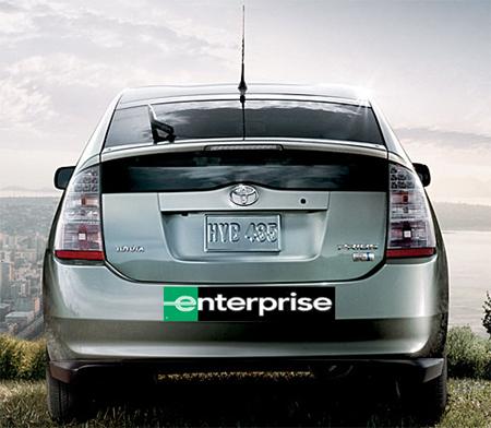 Enterprise Rent A Car Plus Phone Number