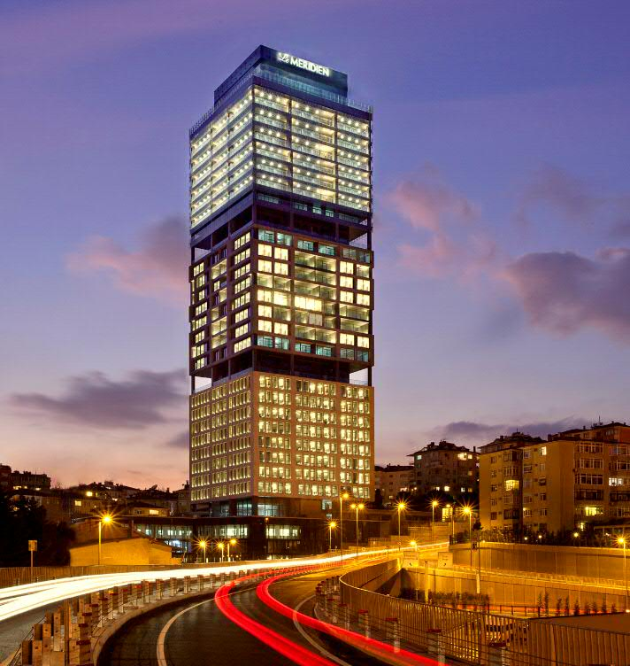 starwood opens le m 233 ridien hotel in turkey frequent business traveler