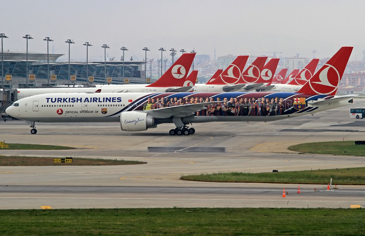Turkish Airlines Increases New York Los Angeles And Dc