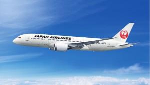 JAL Boeing 787 Dreamliner