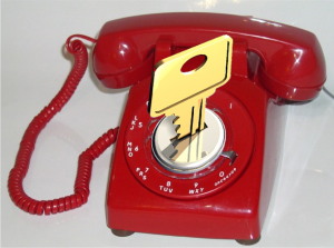 Securetelephone 500 set-1