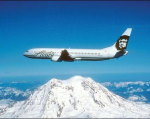 Alaska Air Boeing 737-900