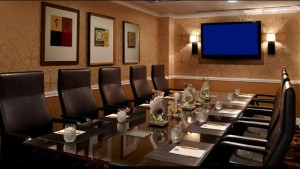 Meeting room at Hotel Monaco Denver