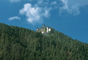 Oberoi's Wildflower Hall, Shimla in the Himalayas
