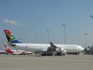 South African Airways Airbus A340-200