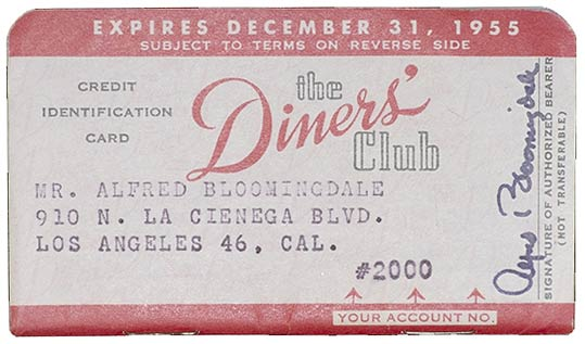 what is diners club card