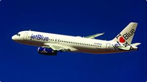 JetBlue Airbus 320
