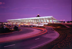 Washington Dulles Main Terminal