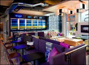 re:mix lounge at Aloft Zirakpur