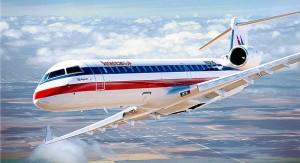 American Eagle Bombardier CRJ700