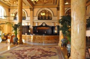 Lobby, Willard InterContinental, Washington, D.C.